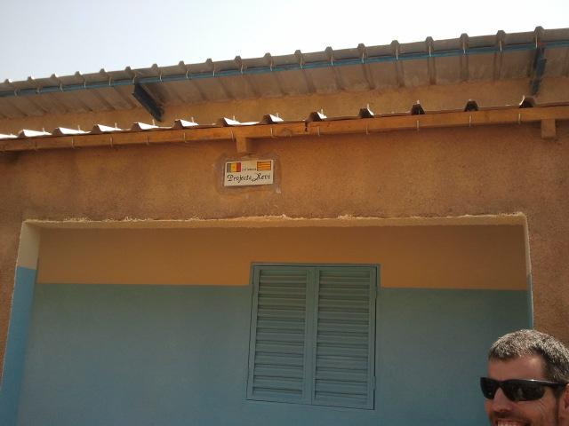 Inauguració escola de Diannah