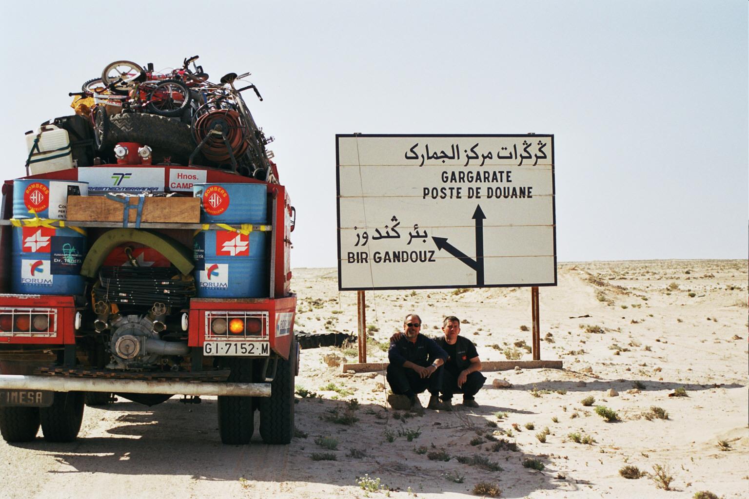 En trànsit pel Marroc