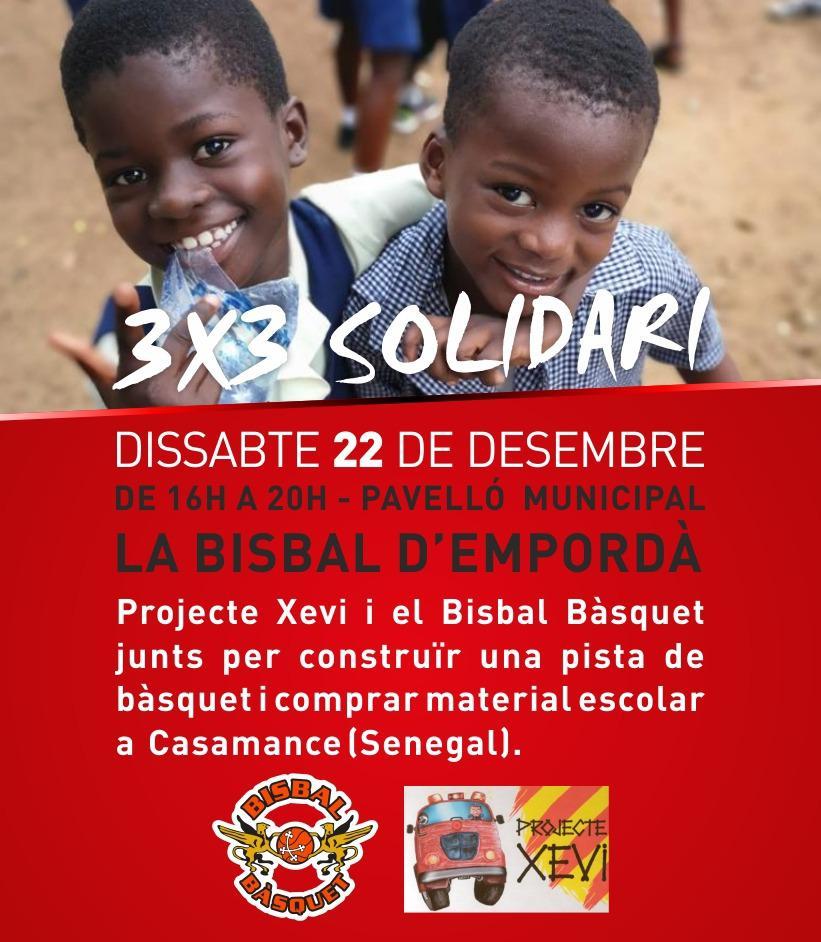 3x3 Solidari La bisbal d'empordà